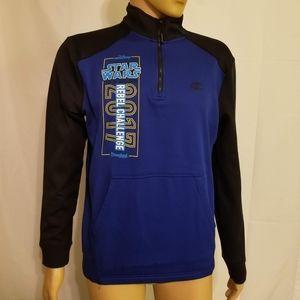 Champion star wars rebel challenge jacket medium